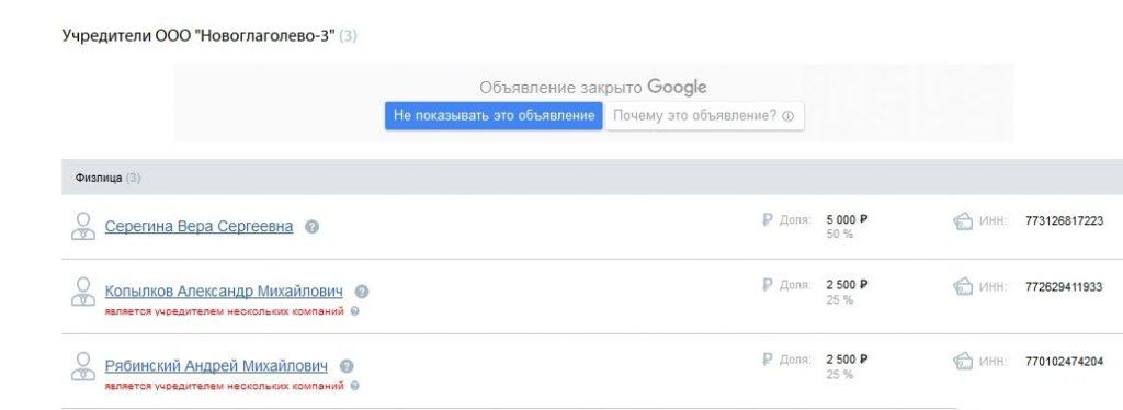Андрей Рябинский, Сергей Михайлов, Александр Копылков, МИЦ Групп