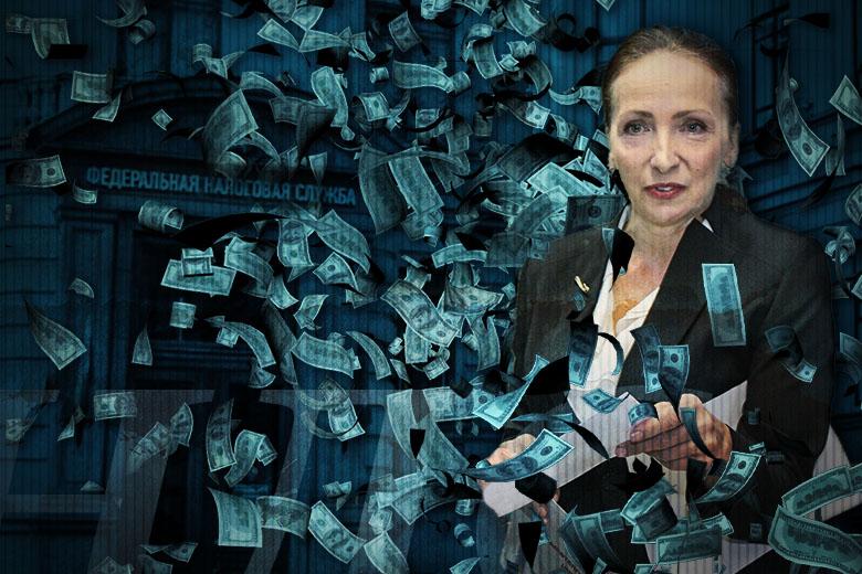 Сморщенная королева НДС: как главный налоговик Питера Валентина Корязина решала кому, сколько и за что
