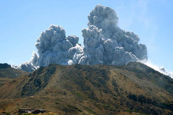 Вулкан Йеллоустоун 2016