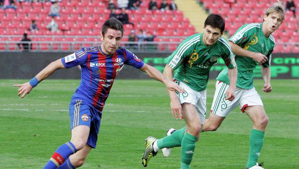 Милиция обеспечит порядок впроцессе первого матча настадионе ЦСКА