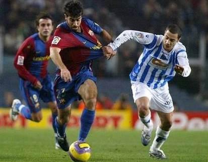 «Барселона»— «Алавес» 1:2